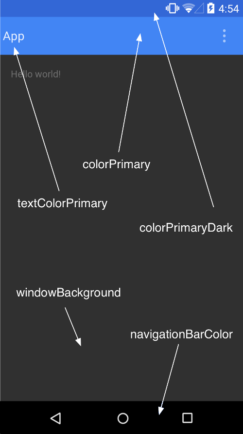 android-color